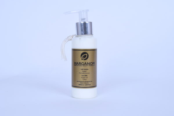 Argan Oil Sunscreen Body Milk