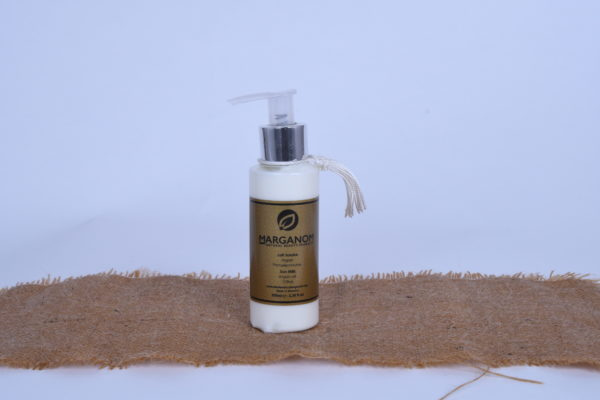 Wild Argan Oil Sunscreen Body Milk