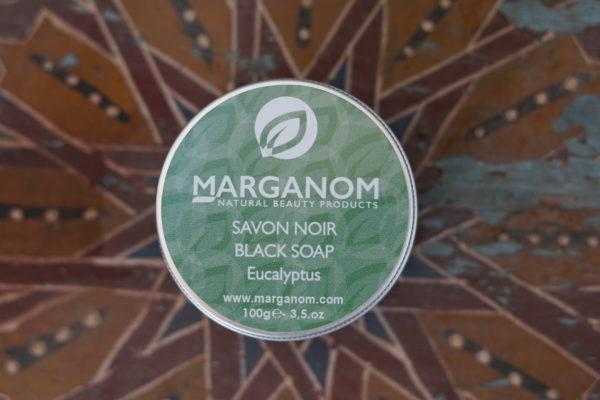EUCALYPTUS MOROCCAN BLACK SOAP