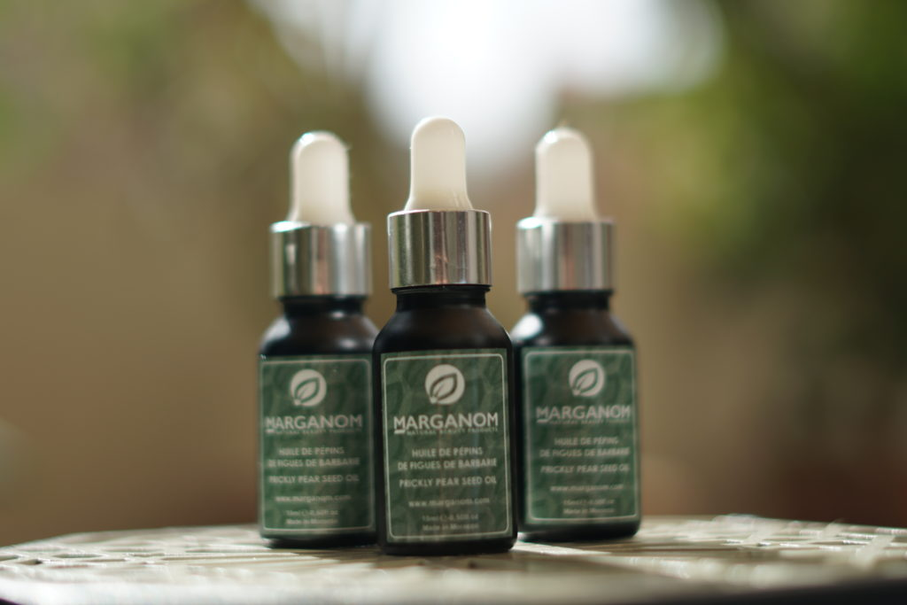ANTI-AGING PRICKLY PEAR SEED OIL