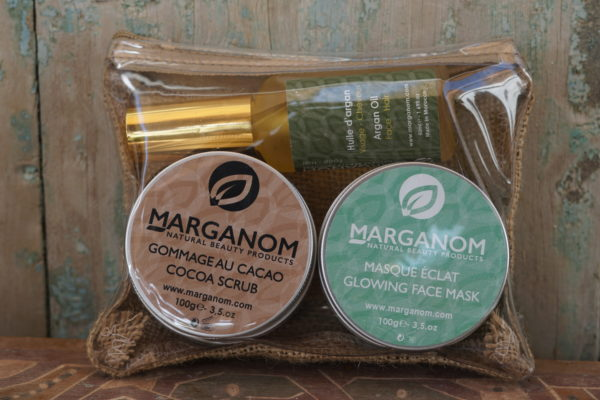 BUY 3 DEO COMBO OF COCA SCRUB AND GLOWING FACE MASK